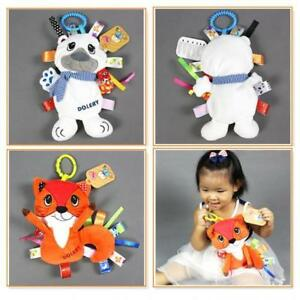 Newborn-Infant-Baby-Pram-Bed-Bells-Soft-Hanging-Toys-Animal-Handbells-Rattle