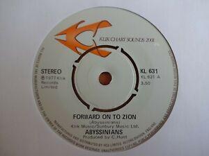 ABYSSINIANS-Forward-On-To-Zion-Satta-A-Massagana-7-034-ROOTS-REGGAE-1977