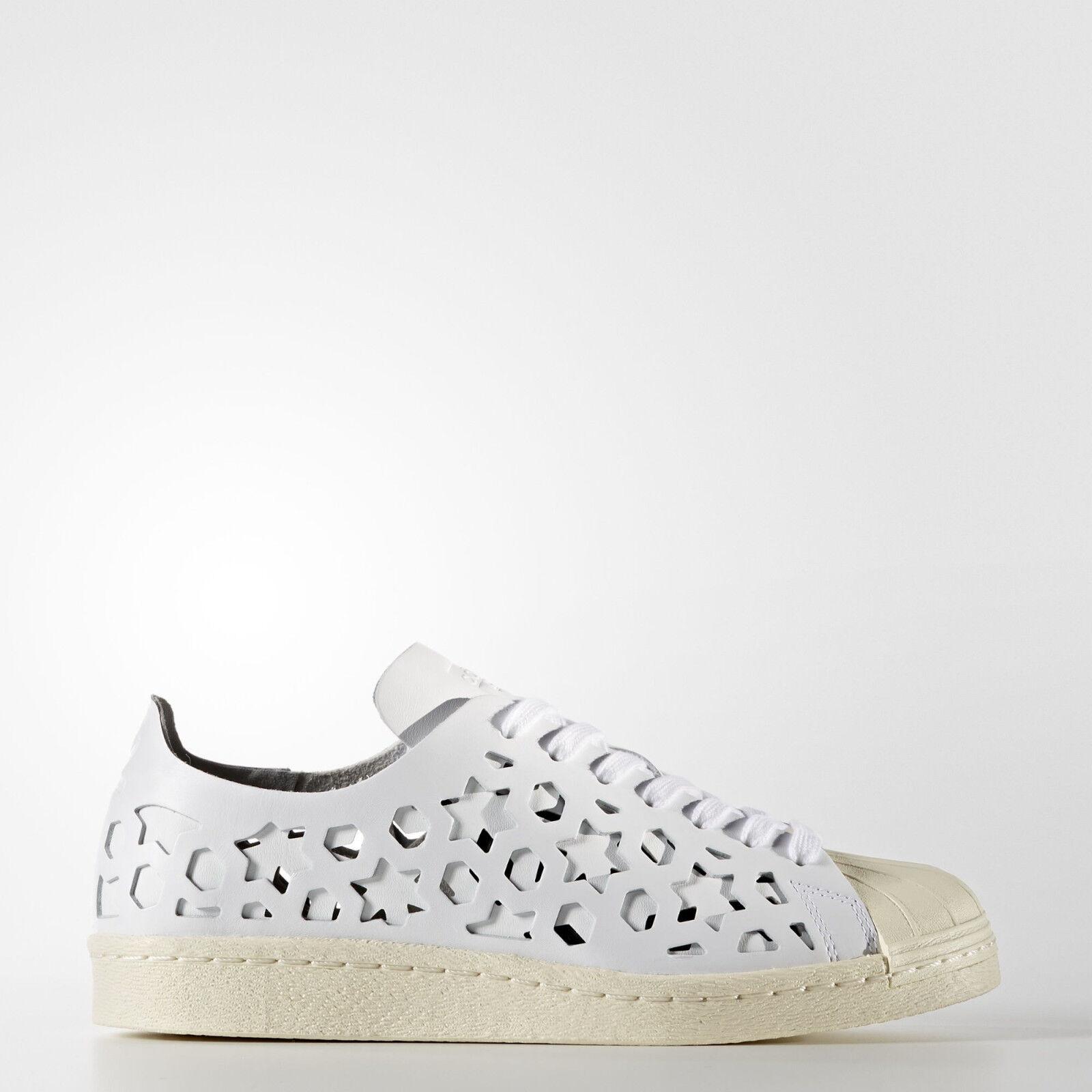 Pennino - adidas superstar degli anni '80 originale scarpa tagliato cuoio campus tesoro scarpa originale - donne sz 8,5 46cf44