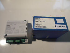 RXA22.1/FC-03 Siemens régulateur de zone zone controller 230vac regelaar
