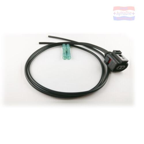 für VW Stecker gedichtet 2,5mm2 NEU 1J0973722 Steckverbinder 2pol 1J0 973 722