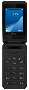 EE MobiWire Klah 2.4 Inch 2G Mobile Phone - Black