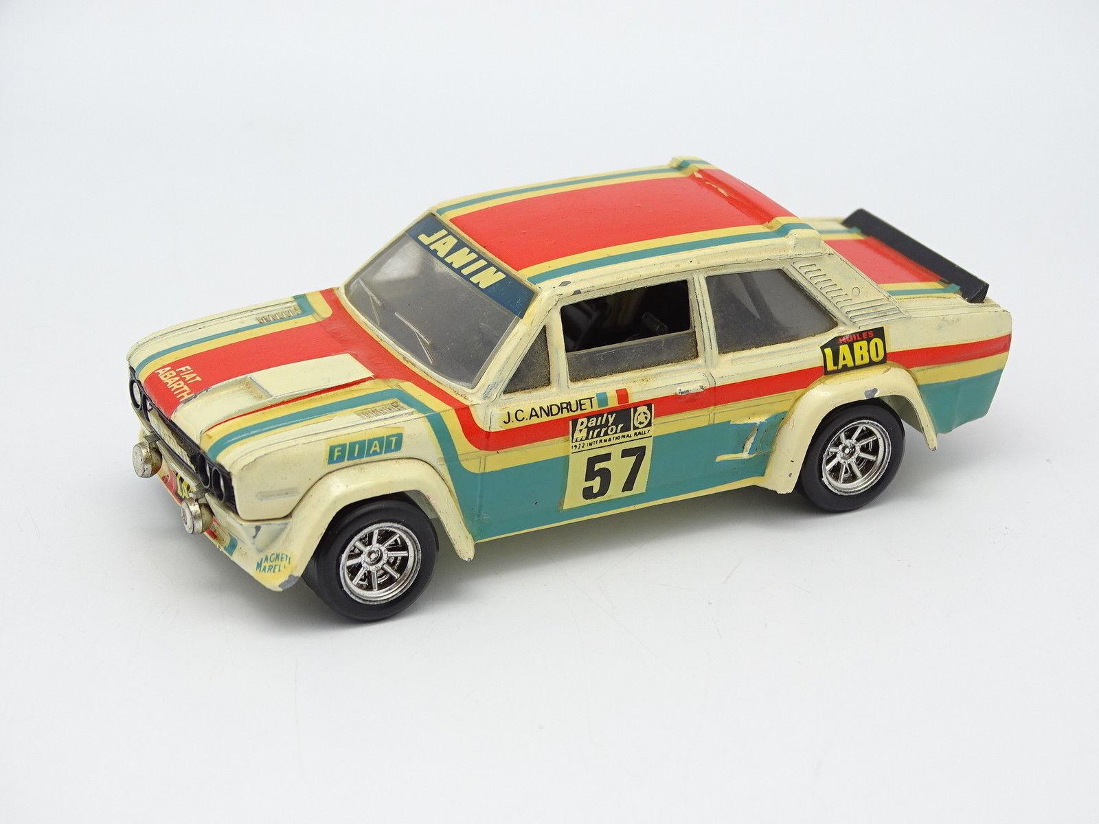Solido SB 1 43 - Fiat 131 Abarth Rac Rally No.56