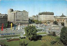 B75812 Beograd trg republike car voiture  serbia