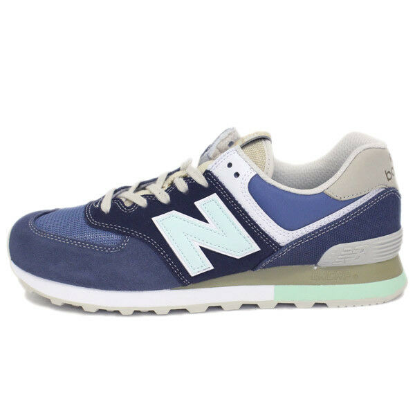 {ML574BSL} New Balance 574 Classics Men's Vintage Navy NEW