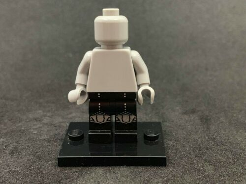 LEGO minifigure col190 Rock Star ONLY LEGS - Series 12