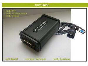 Chiptuning-Box VW Sharan II 2.0 TDI BMT CR 177PS Chip Performance