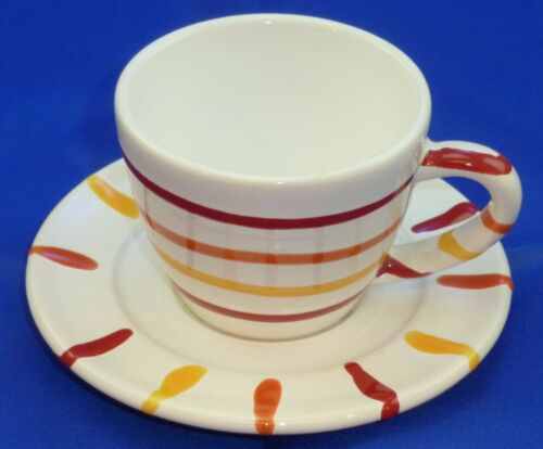 20/% Espressotasse mit Untere Gmundner Keramik Landlust