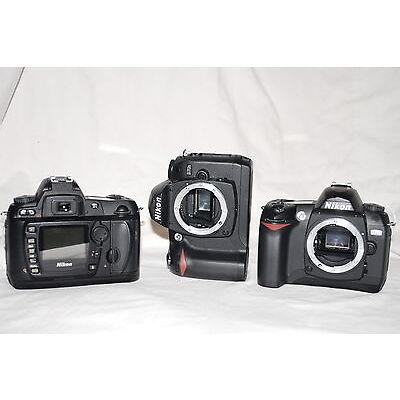 MINT MINT MINT !! Condition Nikon D70S 6.1MP Digital SLR Body + Warranty