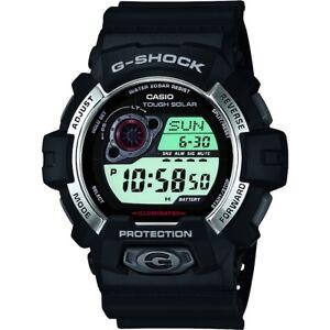 d0712e27767 Casio Men s G-Shock Digital Watch GR-8900-1ER Solar Black Strap RRP ...
