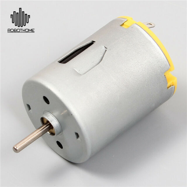 3-12V 4000-16000RPM Micro Carbon Brush Magnetic High Speed Motor DC For Toy