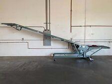 Hytrol Belt Conveyor 16lx30oaw Model Ba Portable Conveyor