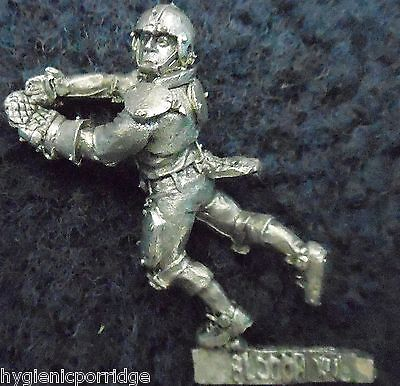 2004 Human Bloodbowl 5th Edition Catcher 2 Citadel Team Fantasy Football Sport