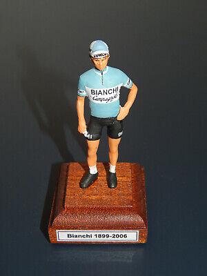 Petit cycliste Figurine Gimondi Champion du monde Bianchi Cycling figure