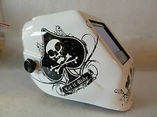 Jackson WF70 TRUESIGHT II BALDER HALO X ACE SPADES auto darkening welding helmet