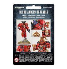 Warhammer 40K: Adeptus Astartes: Blood Angels: Upgrade Pack  NEW