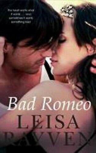 Bad Romeo Livre de Poche Leisa Rayven