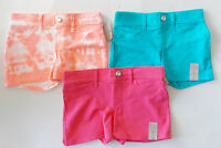 Canyon River Blues Girls Shorts Stretch Sizes 7, 8 And 10