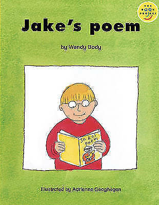 (Good)-Beginner 3 Jake's poem Book 5: Beginner Bk. 5 (LONGMAN BOOK PROJECT) (Pap