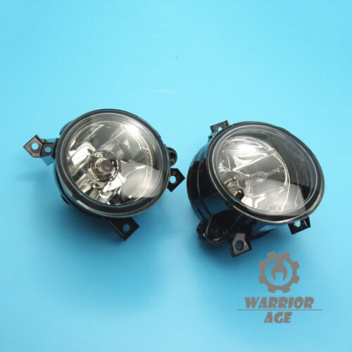 Front Left+Right Side Halogen Fog Lamp Light For VW Caddy CC Tiguan EOS Pair New