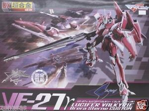 Image Is Loading Used DX Chogokin Macross Frontier VF 27 Gamma