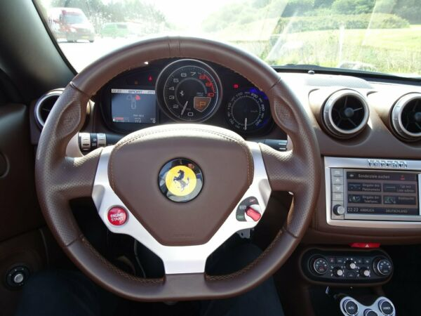 Ferrari California 4,3 F1 billede 10