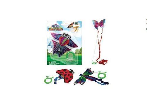 Club Earth Kite Kritters Mini Kites Party Favor Backyard Fun Daycare Flying KIKR