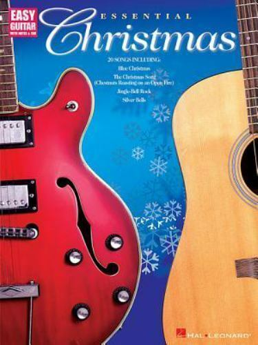 Hal Leonard Essential Christmas Guitar Notes & Tab