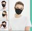 thumbnail 5 - 12-Pack Black Face Mask Reusable Washable Cover Masks Fashion Cloth Men Women