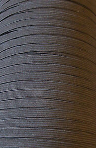 6mm-FLAT-ELASTIC-GREAT-QUALITY-APPROX-1-4-INCH-BLACK-OR-WHITE