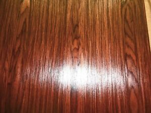 """Rosewood composite wood veneer 24/"""" x 48/"""" on paper backer 1//40/"""" thickness # 450"""