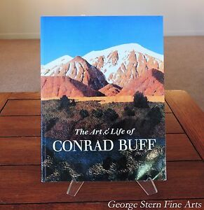 The-Art-and-Life-of-Conrad-Buff-by-Conrad-amp-Libby-Buff-and-George-Stern-Soft