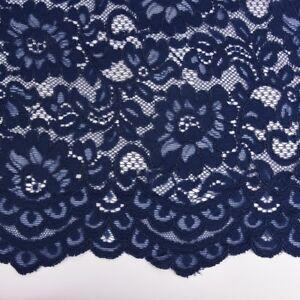 Spitze-Stickerei-mit-Wellen-Abschluss-beidseitig-dunkelblau-1-3m-Breite