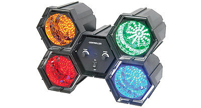 SKYTEC 3 WAY LED LINKABLE LIGHTS | eBay