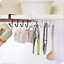 6-Hooks-Metal-Under-Shelf-Mug-Cup-Cupboard-Kitchen-Organiser-Hanging-Rack-Holder thumbnail 6