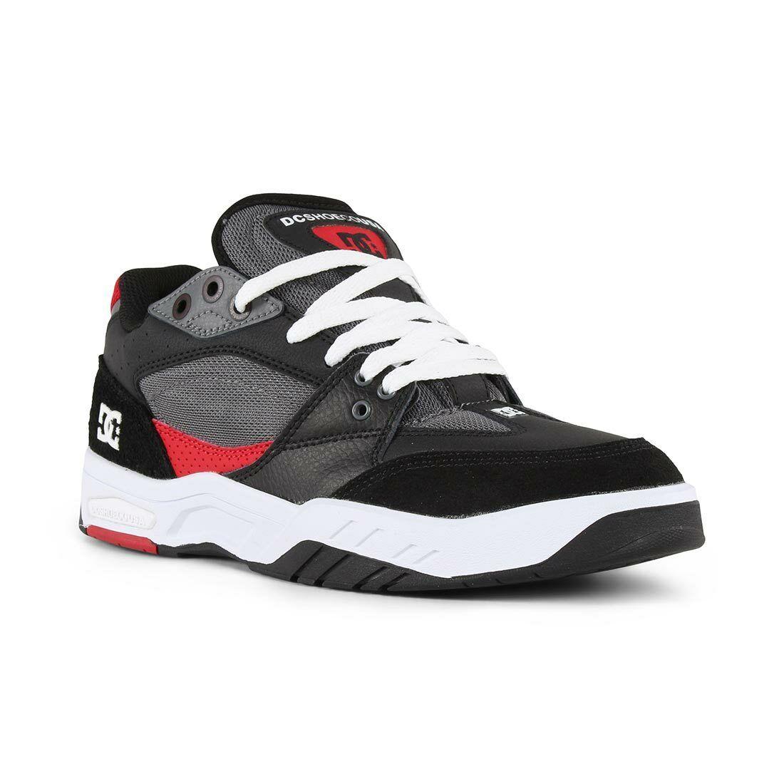 DC Zapatos Maswell-blancoo Negro Rojo