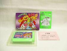 Famicom Salada No Kuni No Tomato Hime Mint Condition REF/aca Nintendo Japan fc
