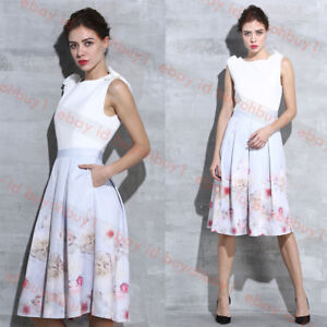 4a5621477 Image is loading New-Ted-Baker-GILITH-Chelsea-Grey-pleated-midi-