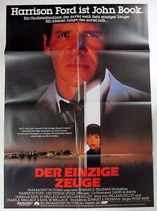 Il-Einzige-Zeuge-Harrison-Ford-A1-Filmposter-Poster-x-357