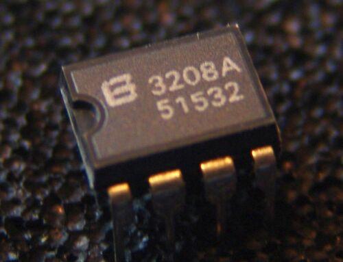 2x IC BL3208 orig NOS BELLING BBD // Eimerkettenspeicher