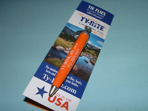 TY-Rite-Jr-Original-Fly-Fishing-Knot-Tool-Flies-Hooks-Hook-Midge-Holder-USA