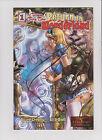 Grimm Fairy Tales Return to Wonderland 1 scarce 3rd print --- RARE Comic book