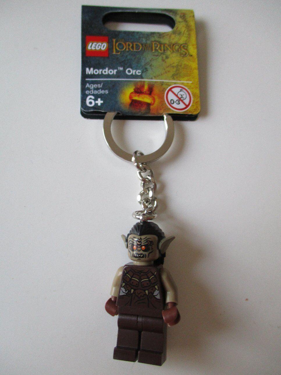Lego Key Chain Porte Clés minifigur Lord of the Rings Rings Rings Mordor FAE Nouveau neuf dans sa boîte | Bradées  27ffc4