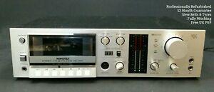 Nikko-nd-990-Working-amp-generalueberholt-Vintage-Cassette-Tape-Deck-Hifi-1980s-nd990