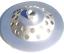 "3 PCS 3PK-7/"" PRO.TURBO DIAMOND CUP WHEEL 4 CONCRETE STONE MASONRY -BEST"