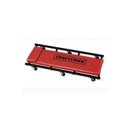 Craftsman 40 in. Creeper Roller Seat Slide Glide Car Repair Auto Mechanics Shop