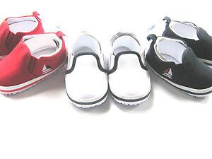 SOFT TOUCH De Niño NÁUTICO Zapatos De Lona Elástico CIERRE 3 Tallas 3 colours