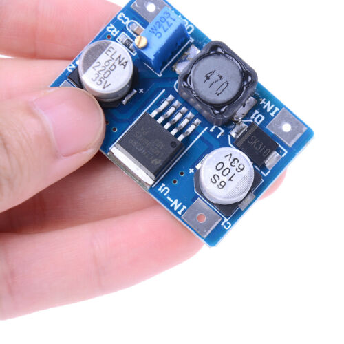 2 Stücke LM2576HVS-ADJ LM2576HV Dc-Dc Schritt Runter Cc-Cv Einstellbares zk