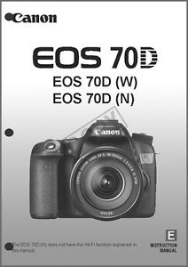 [EPUB] Canon 70d Manual