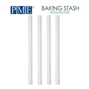 wedding cake pillars and dowels uk pme plastic 12 5 quot pillar wedding cake tier tiered rod 23459